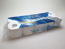 Giấy vệ sinh watersilk 10 cuộn có lõi