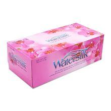 Giấy lụa hộp Watersilk hoa lan 150 tờ 2 lớp