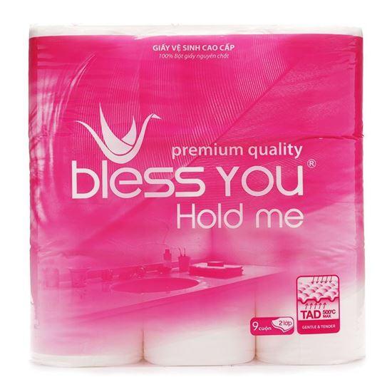 Giấy vệ sinh Bless You