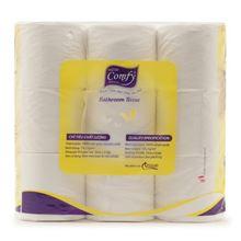 Giấy vệ sinh Comfy 9 cuộn 3 lớp có lõi