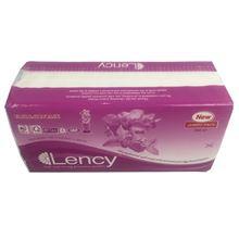 Giấy lụa rút Lency 560 tờ  200 x 195mm
